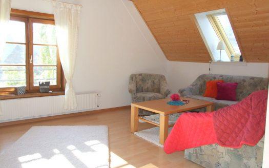 2-Zimmer Wohnung - Eigentumswohnung - in Lenzkirch im Hochschwarzwald. Dachgeschoss mit Personenaufzug. Modern.