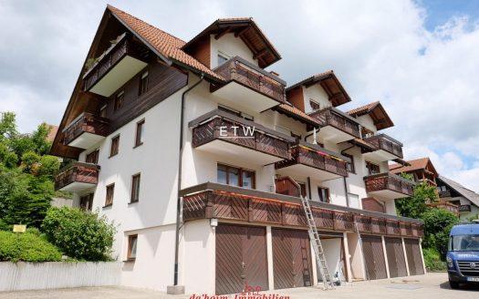 Moderne 3-Zimmer Wohnung in Lenzkirch. Gute Kapitalanlage, fest vermietet. 4% Rendite.
