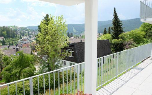 3,5 Zimmer Neubauwohnung mit Aufzug im Erdgeschoss, Tititsee-Neustadt. Bezug 2016 möglich.
