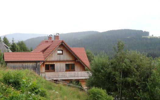 Baugrundstück in Feldberg-Altglashütten am Skilift