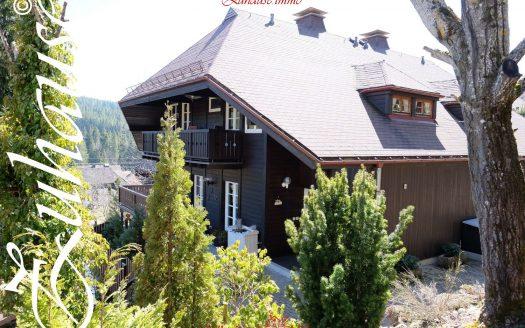 Schwarzwaldhaus-Doppelhaushälfte in Feldberg-Falkau zu verkaufen. Sehr schöne Aussichtslage am Falkauer Skilift. Balkon- und Terrassenflächen ums Haus. Ferienwohnung ist auch separat abtrennbar. Ein Immobilienangebot von dahoim Immobilien.