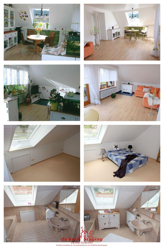 Home Staging von dahoim Immobilien Hochschwarzwald – der Vorher ...