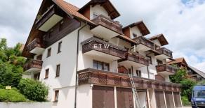 Gute Kapitalanlage: Moderne 3-Zimmer ETW Lenzkirch (vermietet)