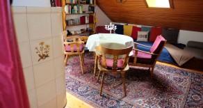 Preiswerte 2-Zimmer Dachgeschoss-ETW in Feldberg